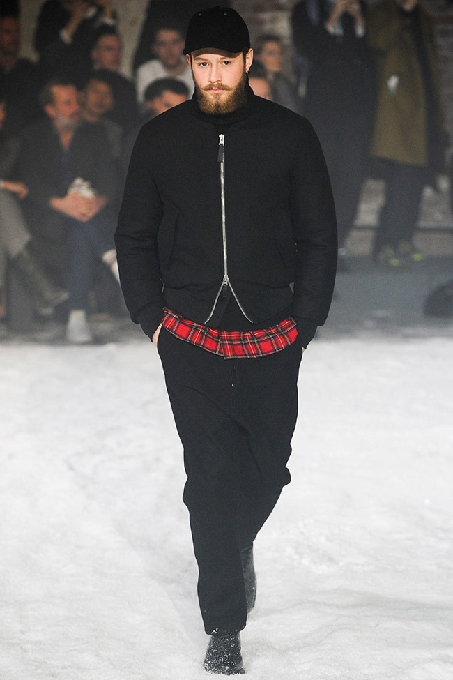 PARIS FASHION WEEK Ami Menswear Fall 2014. www.imageamplified.com, Image Amplified (6)