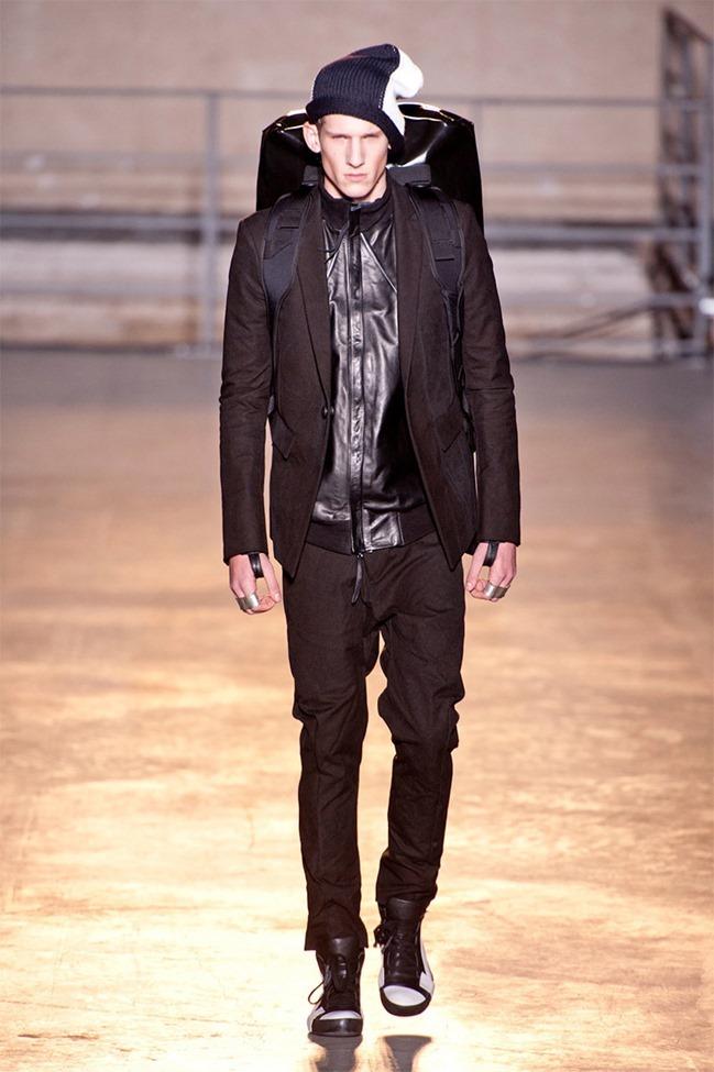 PARIS FASHION WEEK Boris Bidjan Saberi Menswear Fall 2014. www.imageamplified.com, Image Amplified (16)
