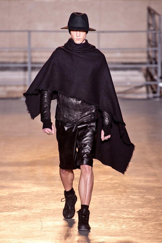 PARIS FASHION WEEK Boris Bidjan Saberi Menswear Fall 2014. www.imageamplified.com, Image Amplified (18)