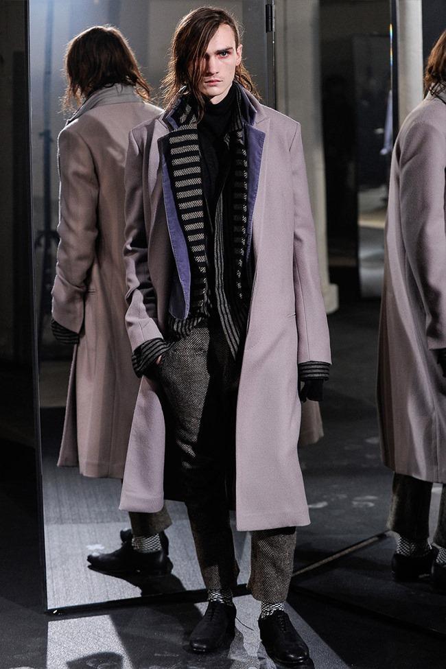 PARIS FASHION WEEK haider Ackermann Menswear Fall 2014. www.imageamplified.com, Image Amplified (17)