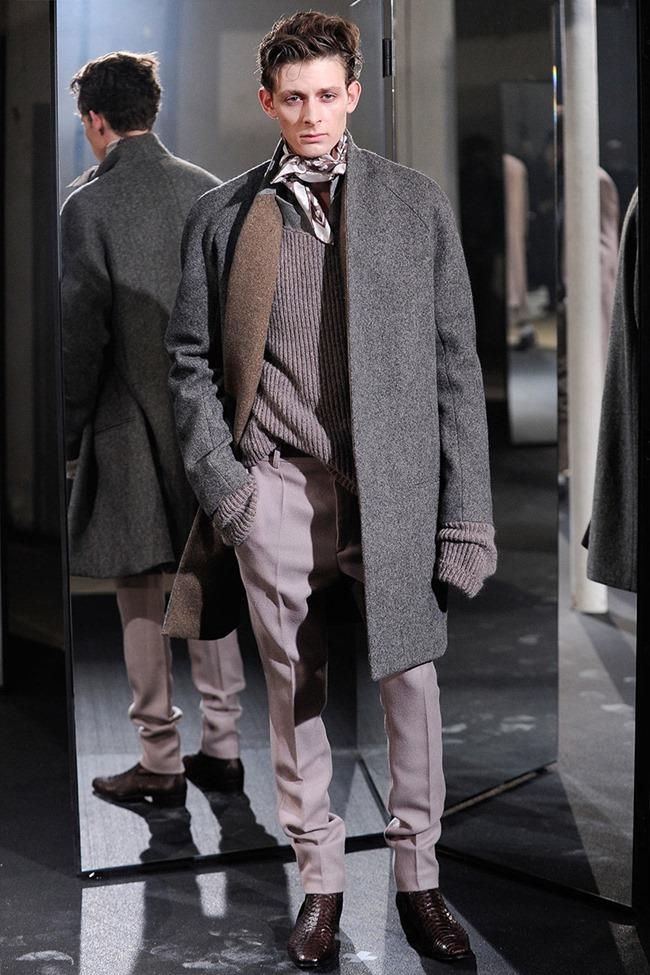 PARIS FASHION WEEK haider Ackermann Menswear Fall 2014. www.imageamplified.com, Image Amplified (2)