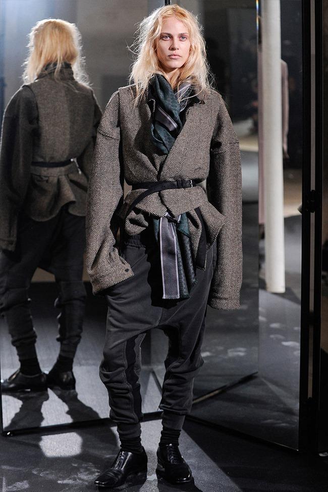 PARIS FASHION WEEK haider Ackermann Menswear Fall 2014. www.imageamplified.com, Image Amplified (3)