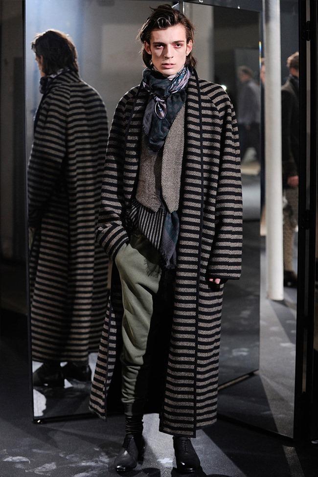 PARIS FASHION WEEK haider Ackermann Menswear Fall 2014. www.imageamplified.com, Image Amplified (4)