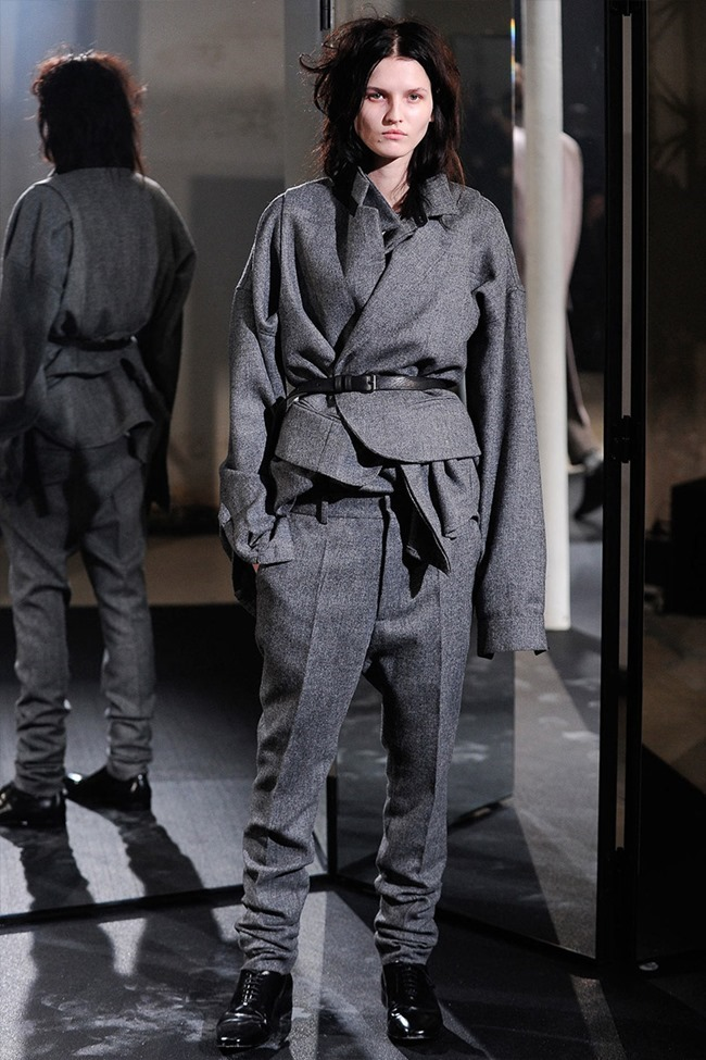 PARIS FASHION WEEK haider Ackermann Menswear Fall 2014. www.imageamplified.com, Image Amplified (6)