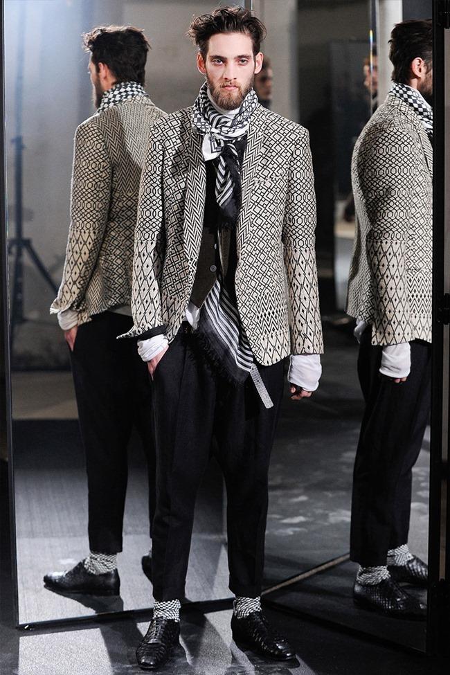PARIS FASHION WEEK haider Ackermann Menswear Fall 2014. www.imageamplified.com, Image Amplified (10)