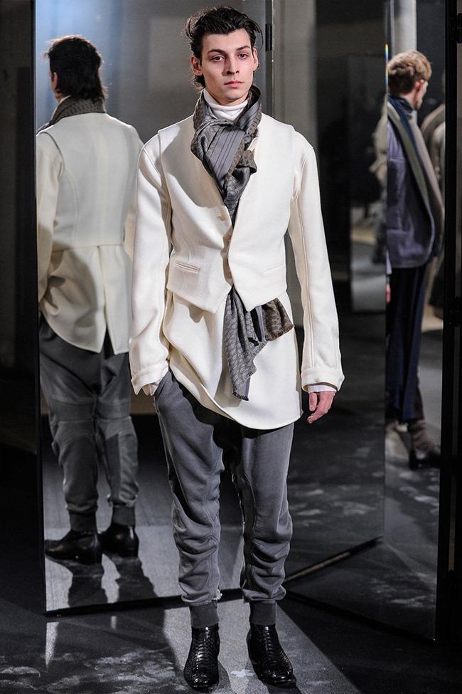 PARIS FASHION WEEK haider Ackermann Menswear Fall 2014. www.imageamplified.com, Image Amplified (11)