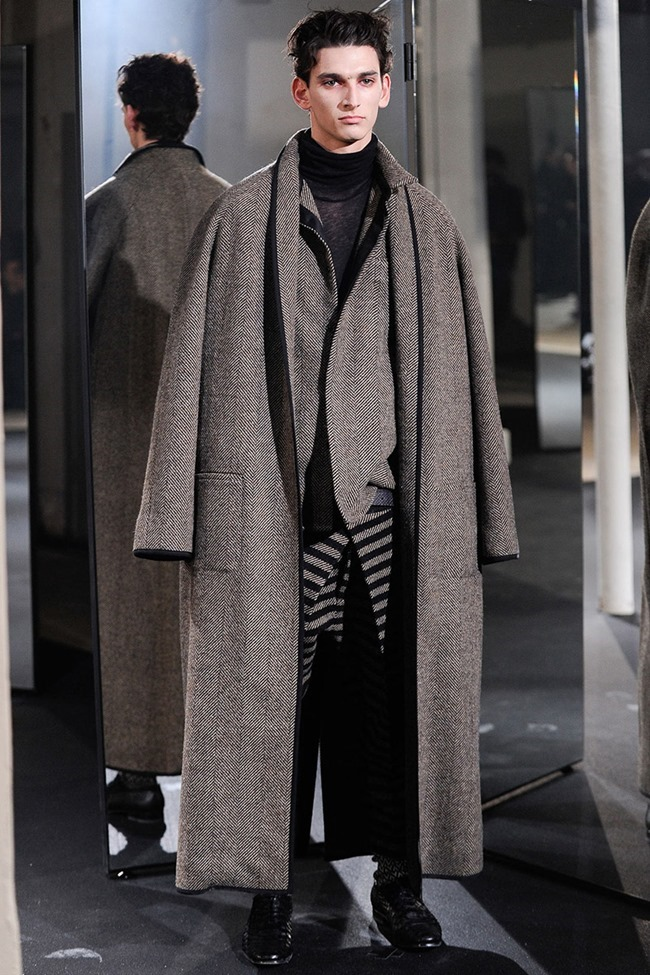 PARIS FASHION WEEK haider Ackermann Menswear Fall 2014. www.imageamplified.com, Image Amplified (15)
