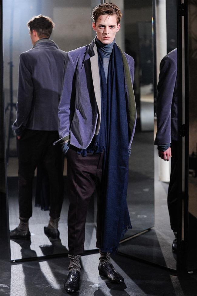 PARIS FASHION WEEK haider Ackermann Menswear Fall 2014. www.imageamplified.com, Image Amplified (16)