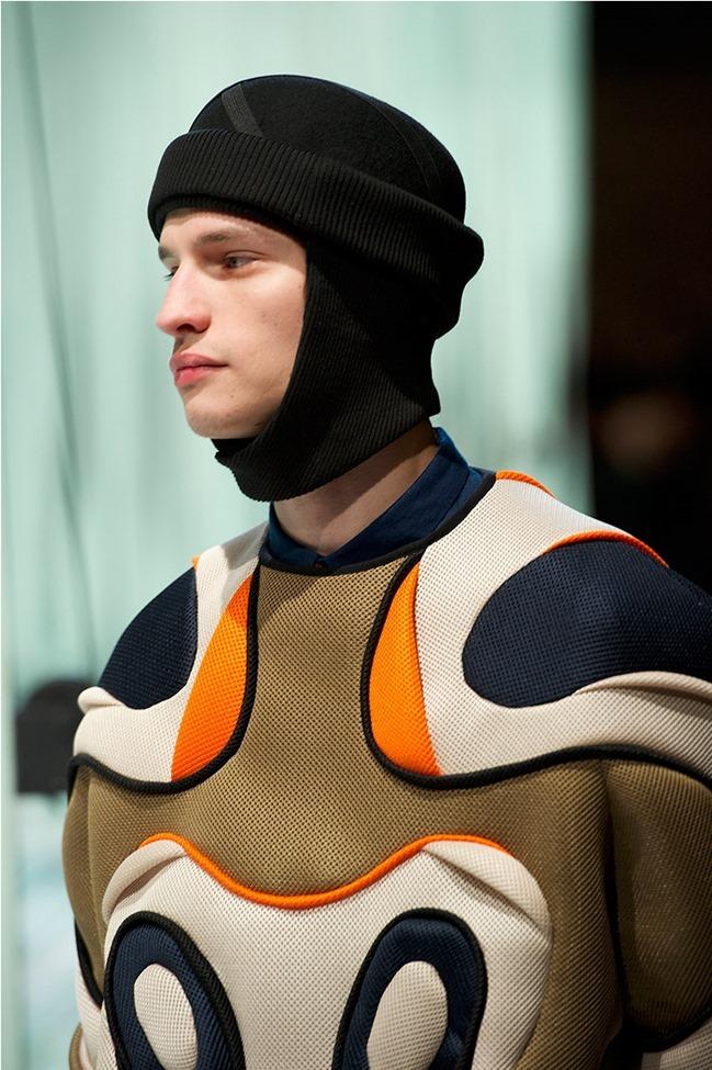 PARIS FASHION WEEK Henrik Vibskov Menswear Fall 2014. www.imageamplified.com, Image Amplified (12)