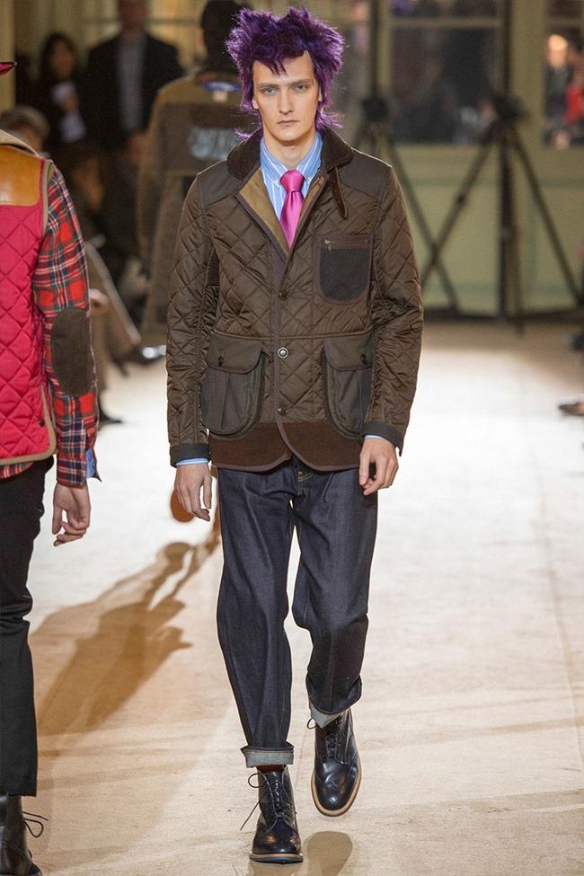 PARIS FASHION WEEK Junya Watanabe Menswear Fall 2014. www.imageamplified.com, Image Amplified (28)