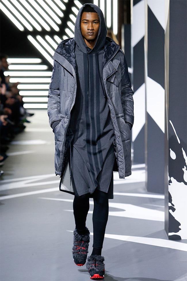 PARIS FASHION WEEK Y-3 Menswear Fall 2014. www.imageamplified.com, Image Amplified (19)