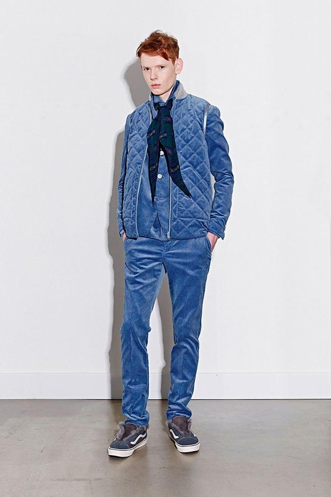 PARIS FASHION WEEK Sacai Menswear Fall 2014. www.imageamplified.com, Image Amplified (7)