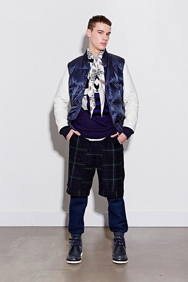 PARIS FASHION WEEK Sacai Menswear Fall 2014. www.imageamplified.com, Image Amplified (24)