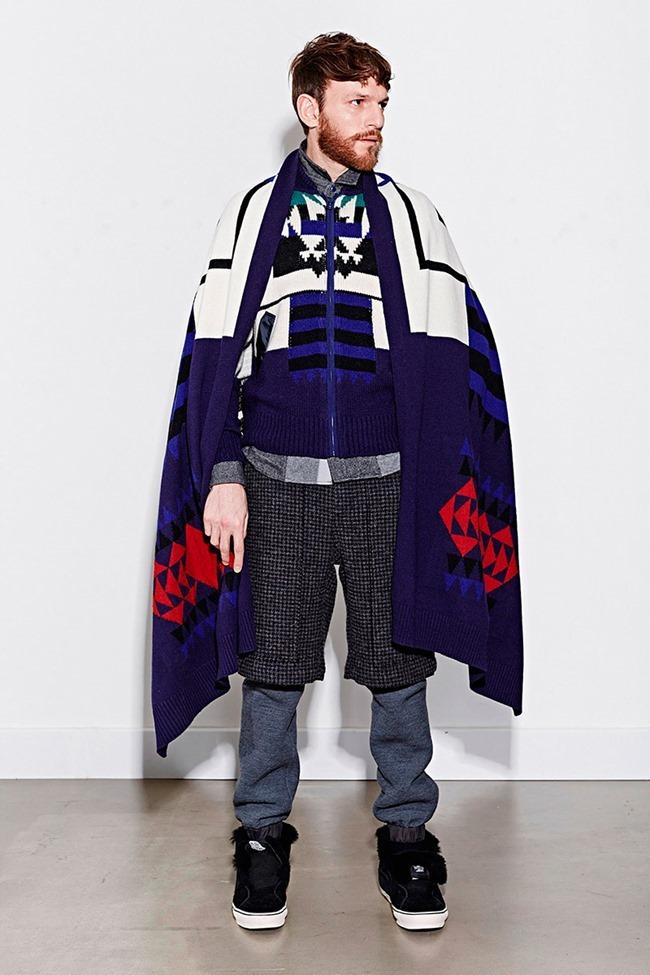 PARIS FASHION WEEK Sacai Menswear Fall 2014. www.imageamplified.com, Image Amplified (25)
