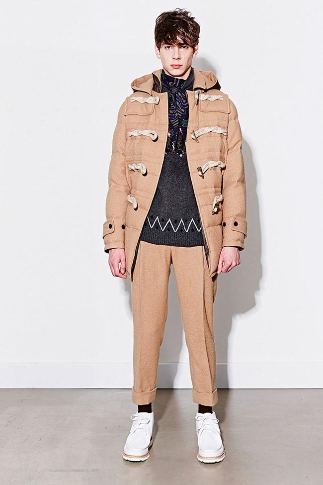 PARIS FASHION WEEK Sacai Menswear Fall 2014. www.imageamplified.com, Image Amplified (1)