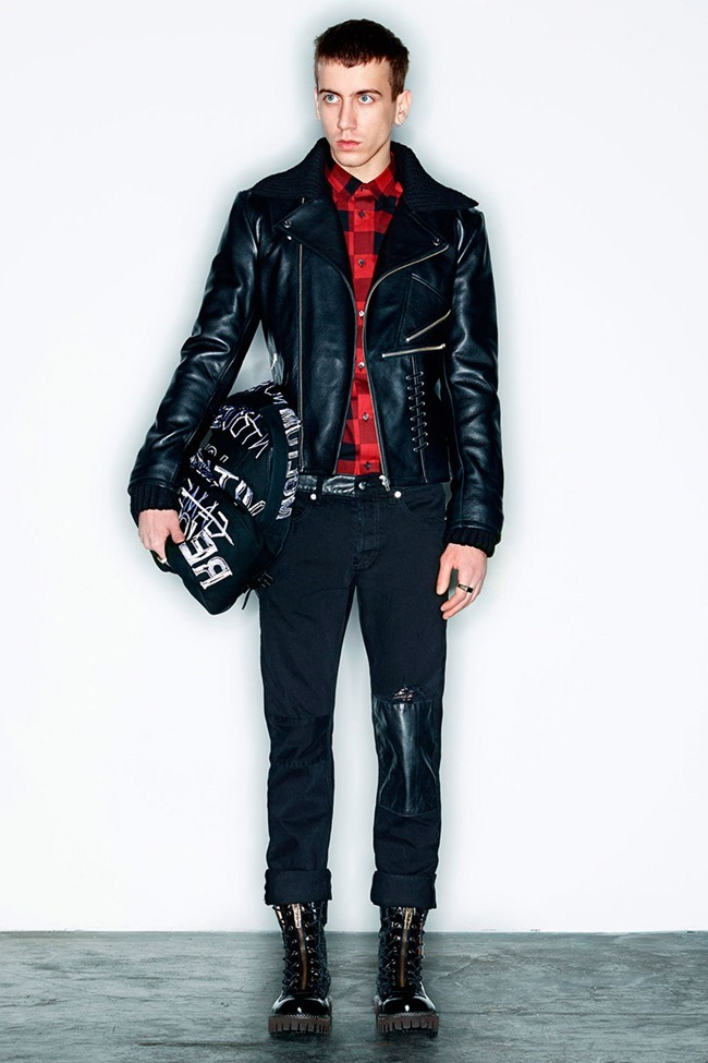 PARIS FASHION WEEK McQ Menswear Fall 2014. www.imageamplified.com, Image Amplified (4)