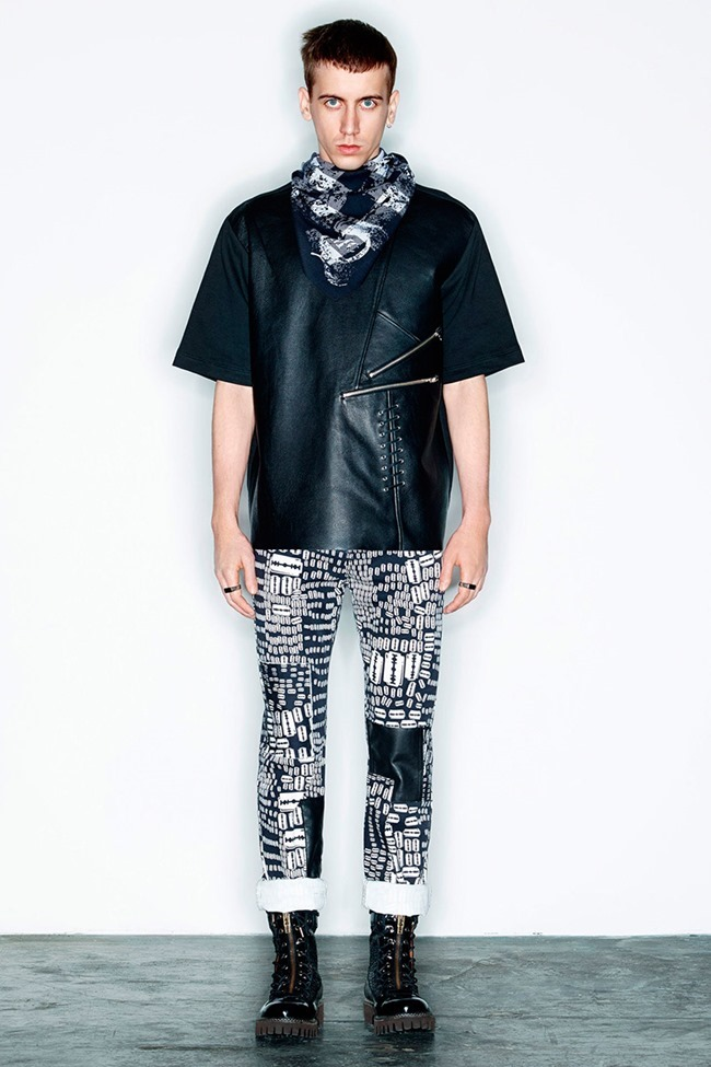 PARIS FASHION WEEK McQ Menswear Fall 2014. www.imageamplified.com, Image Amplified (6)