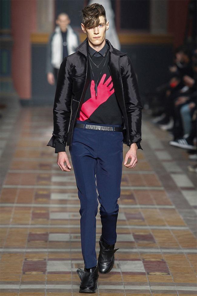PARIS FASHION WEEK Lanvin Menswear Fall 2014. www.imageamplified.com, Image Amplified (46)