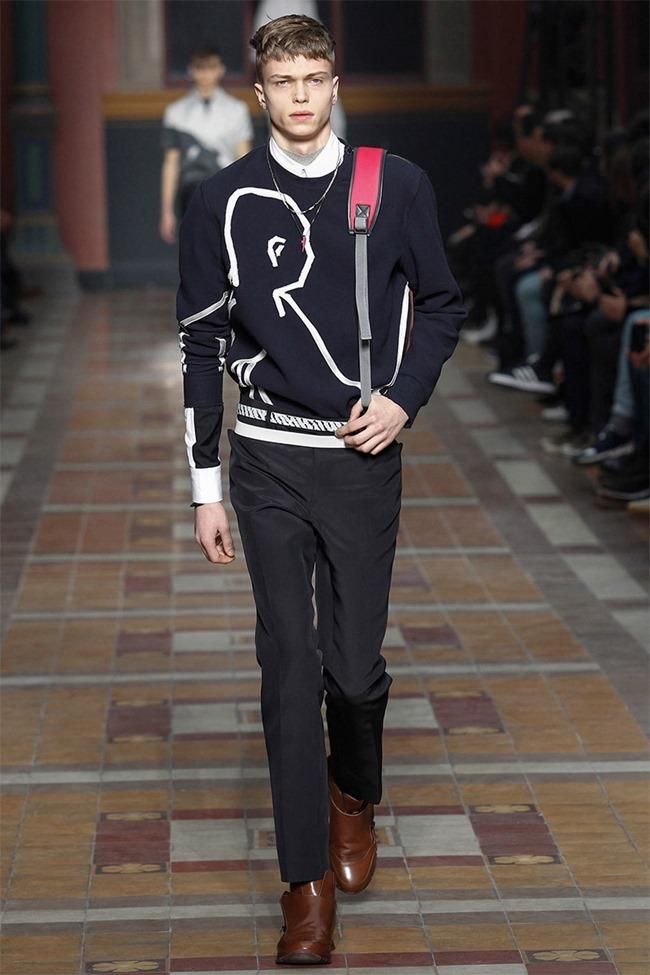 PARIS FASHION WEEK Lanvin Menswear Fall 2014. www.imageamplified.com, Image Amplified (3)
