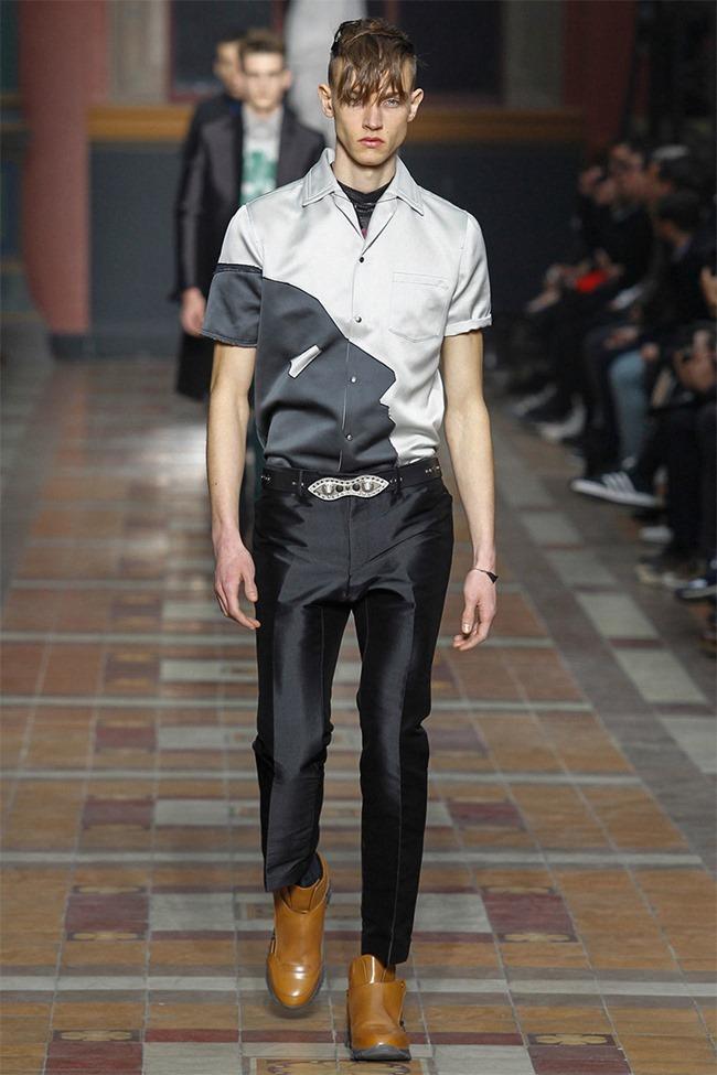 PARIS FASHION WEEK Lanvin Menswear Fall 2014. www.imageamplified.com, Image Amplified (4)