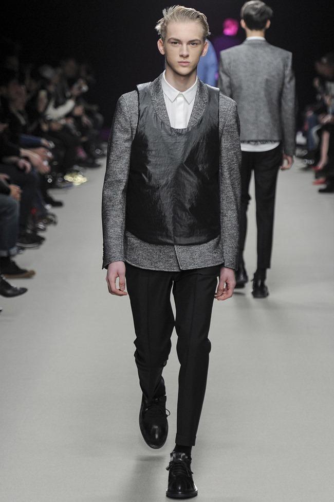 PARIS FASHION WEEK Kris Van Assche Menswear Fall 2014. www.imageamplified.com, Image Amplified (18)