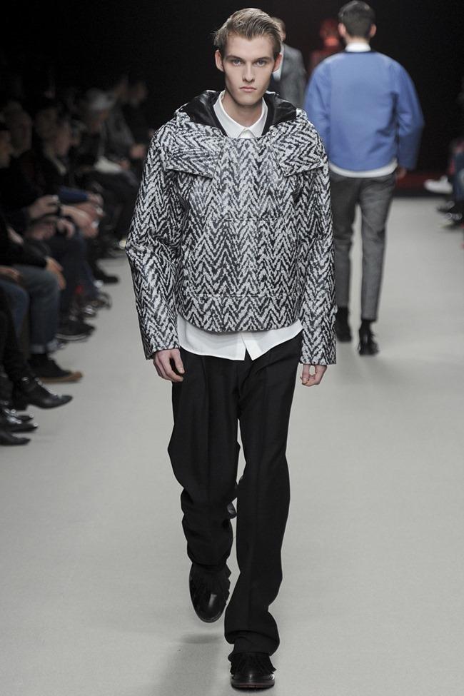 PARIS FASHION WEEK Kris Van Assche Menswear Fall 2014. www.imageamplified.com, Image Amplified (20)