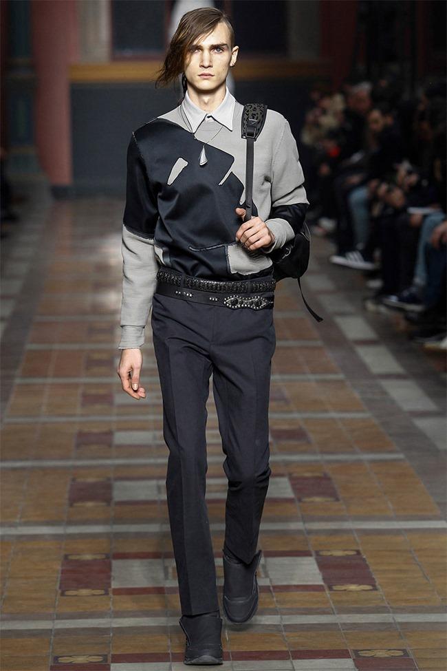 PARIS FASHION WEEK Lanvin Menswear Fall 2014. www.imageamplified.com, Image Amplified (8)