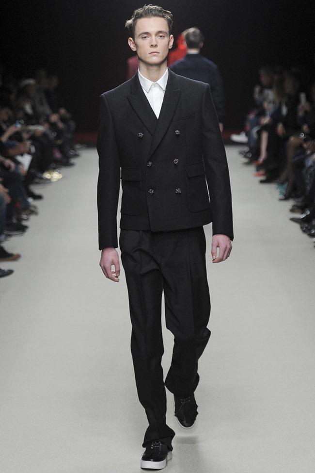 PARIS FASHION WEEK Kris Van Assche Menswear Fall 2014. www.imageamplified.com, Image Amplified (23)