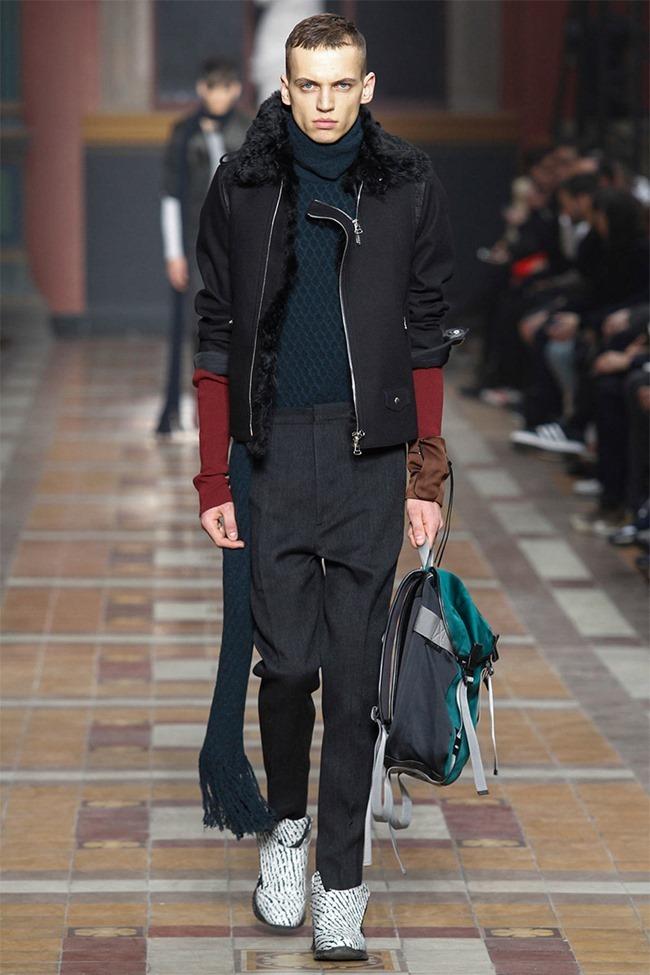PARIS FASHION WEEK Lanvin Menswear Fall 2014. www.imageamplified.com, Image Amplified (12)