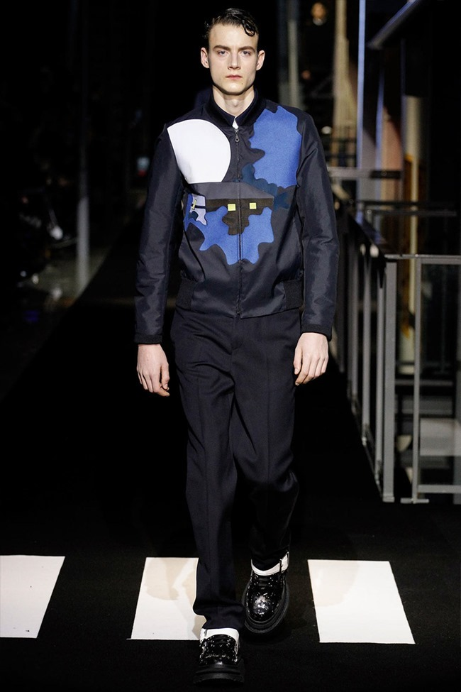 PARIS FASHION WEEK Kenzo Menswear Fall 2014. www.imageamplified.com, Image Amplified (11)