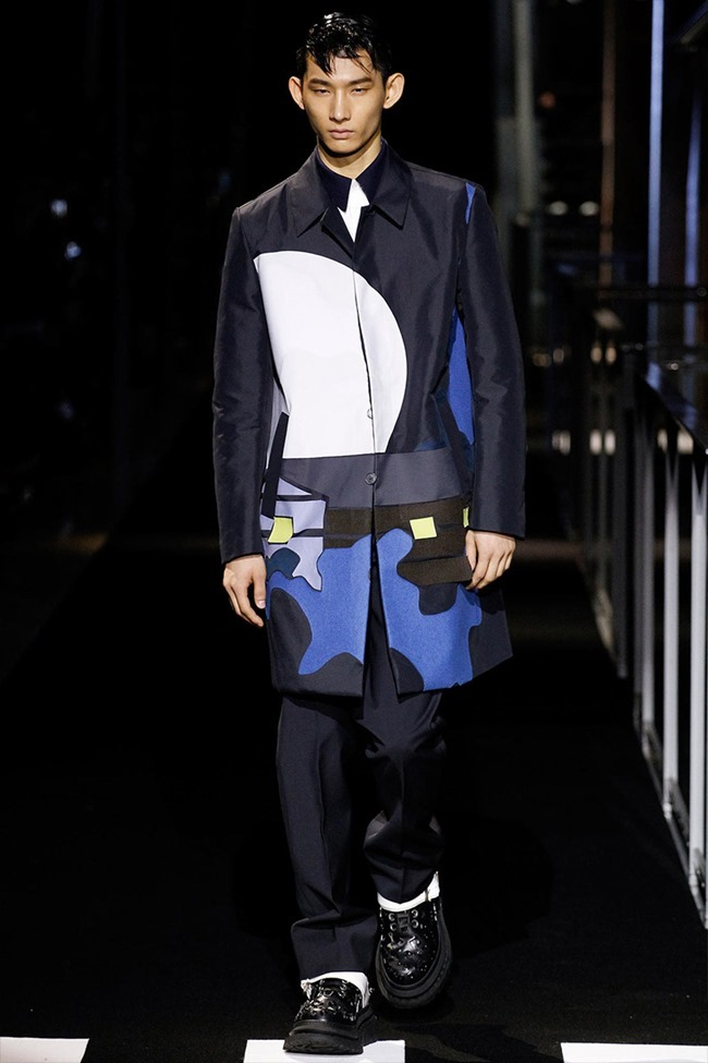 PARIS FASHION WEEK Kenzo Menswear Fall 2014. www.imageamplified.com, Image Amplified (13)