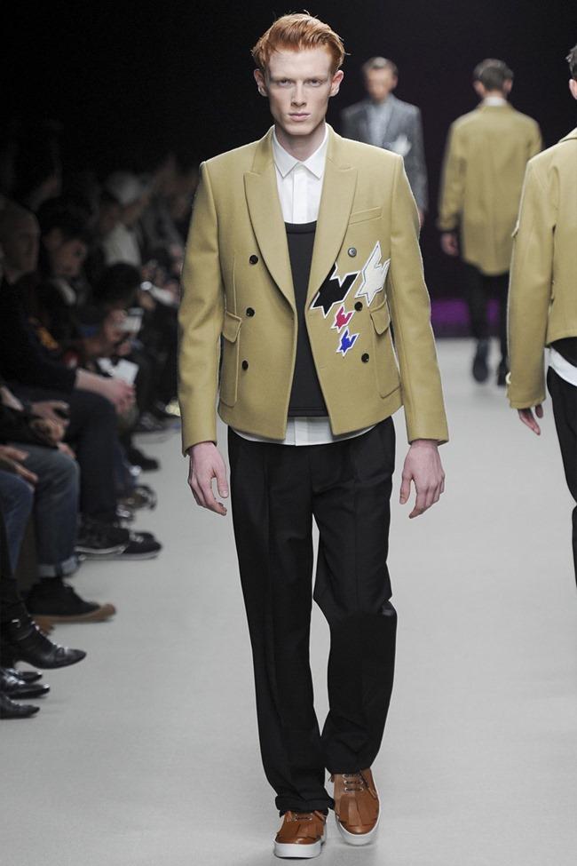 PARIS FASHION WEEK Kris Van Assche Menswear Fall 2014. www.imageamplified.com, Image Amplified (34)
