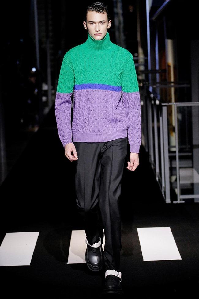 PARIS FASHION WEEK Kenzo Menswear Fall 2014. www.imageamplified.com, Image Amplified (15)
