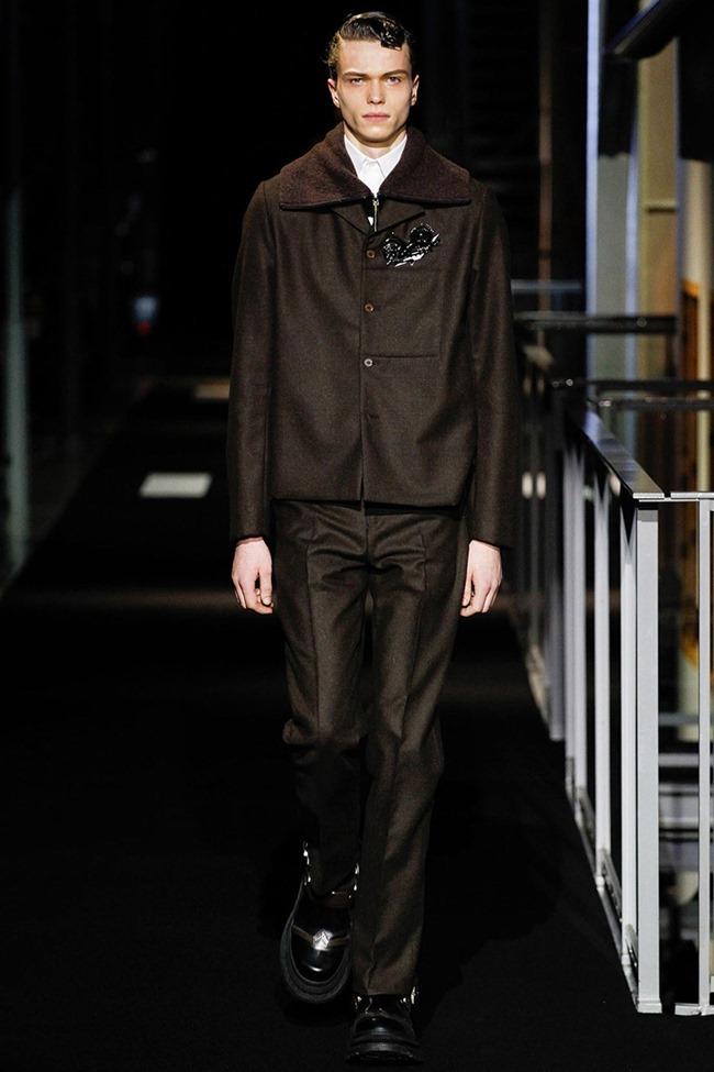 PARIS FASHION WEEK Kenzo Menswear Fall 2014. www.imageamplified.com, Image Amplified (16)