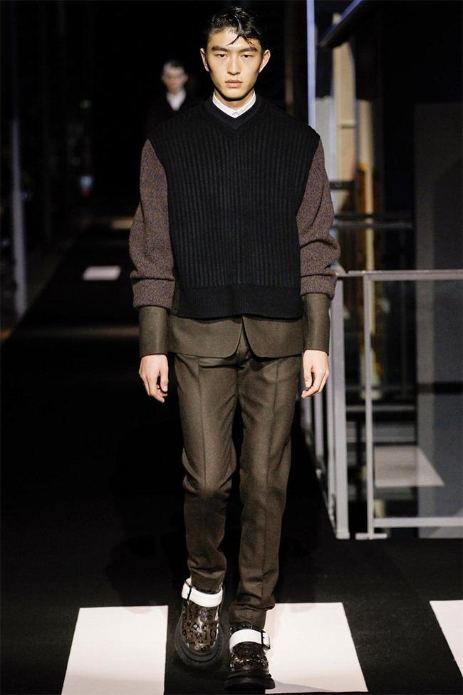 PARIS FASHION WEEK Kenzo Menswear Fall 2014. www.imageamplified.com, Image Amplified (17)
