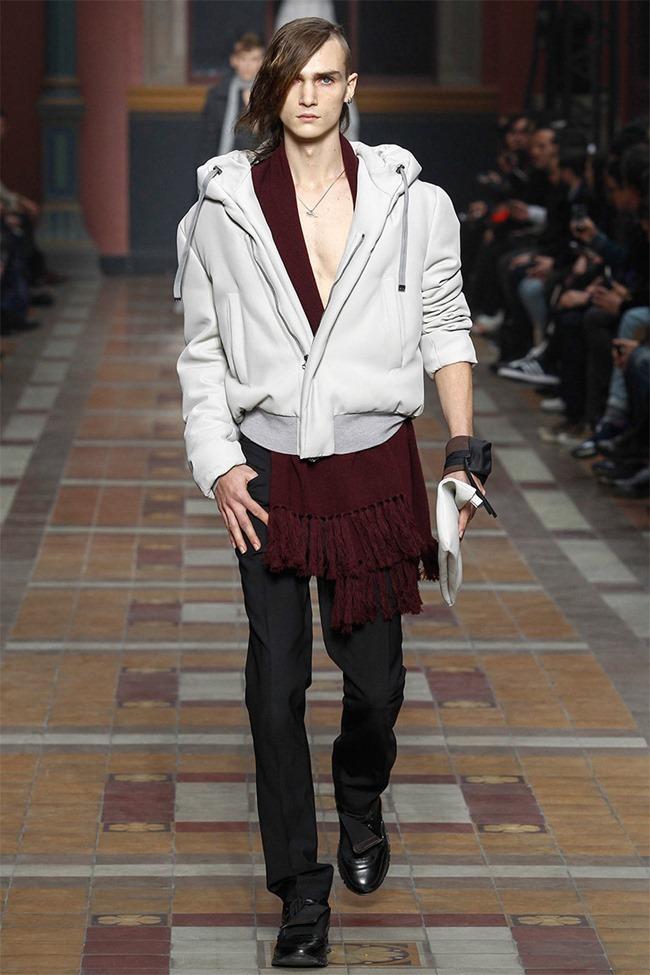 PARIS FASHION WEEK Lanvin Menswear Fall 2014. www.imageamplified.com, Image Amplified (19)