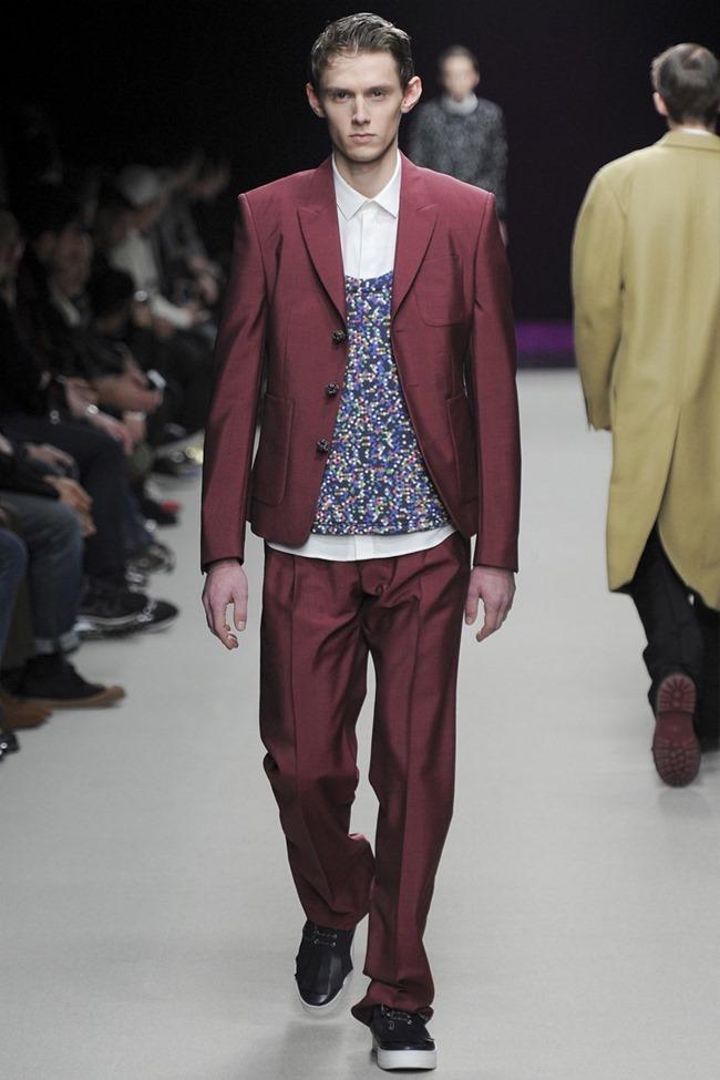 PARIS FASHION WEEK Kris Van Assche Menswear Fall 2014. www.imageamplified.com, Image Amplified (11)