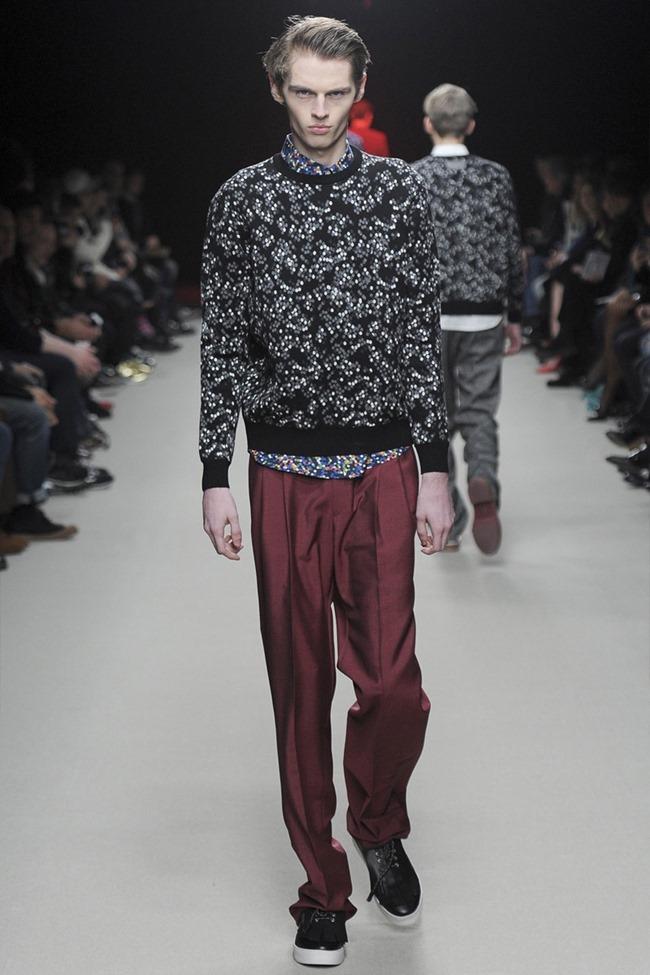 PARIS FASHION WEEK Kris Van Assche Menswear Fall 2014. www.imageamplified.com, Image Amplified (13)
