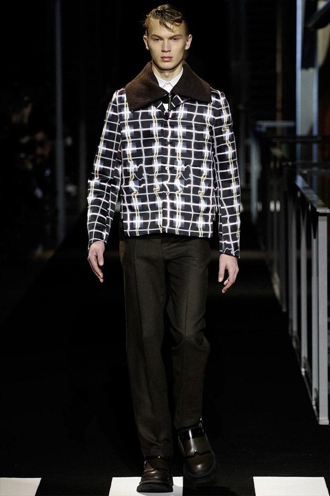 PARIS FASHION WEEK Kenzo Menswear Fall 2014. www.imageamplified.com, Image Amplified (21)