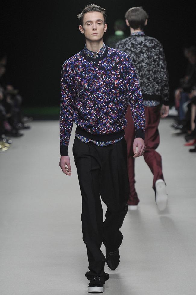 PARIS FASHION WEEK Kris Van Assche Menswear Fall 2014. www.imageamplified.com, Image Amplified (14)