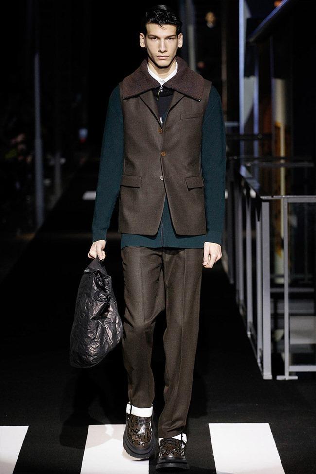 PARIS FASHION WEEK Kenzo Menswear Fall 2014. www.imageamplified.com, Image Amplified (25)