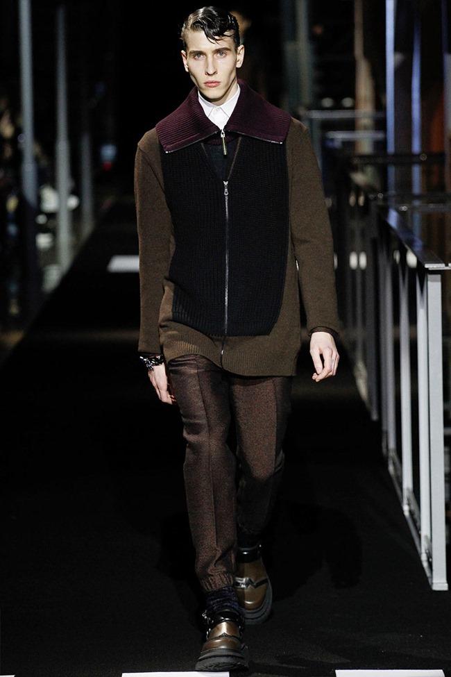 PARIS FASHION WEEK Kenzo Menswear Fall 2014. www.imageamplified.com, Image Amplified (26)