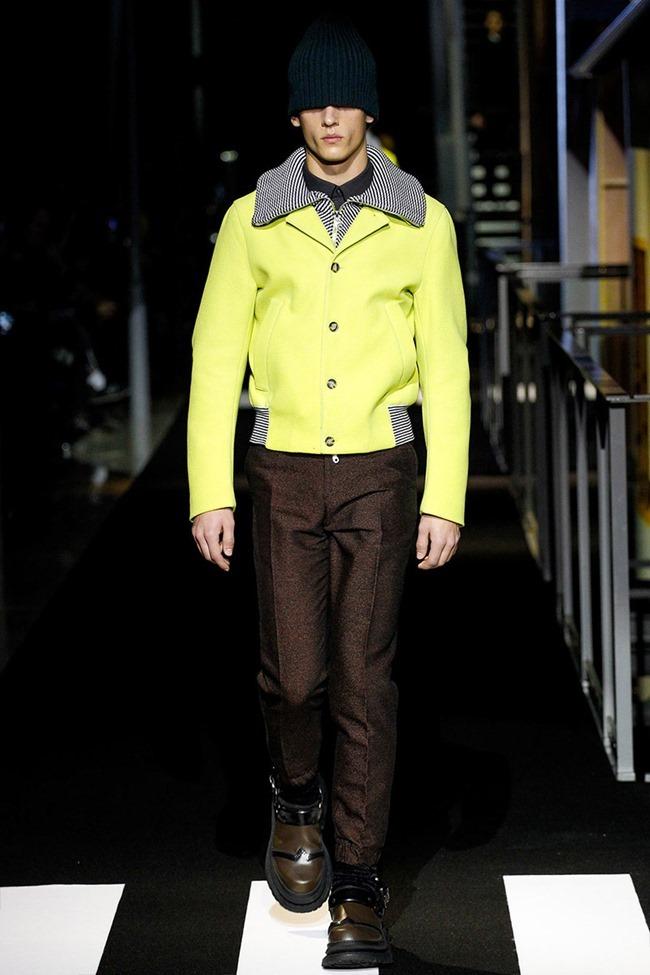 PARIS FASHION WEEK Kenzo Menswear Fall 2014. www.imageamplified.com, Image Amplified (28)