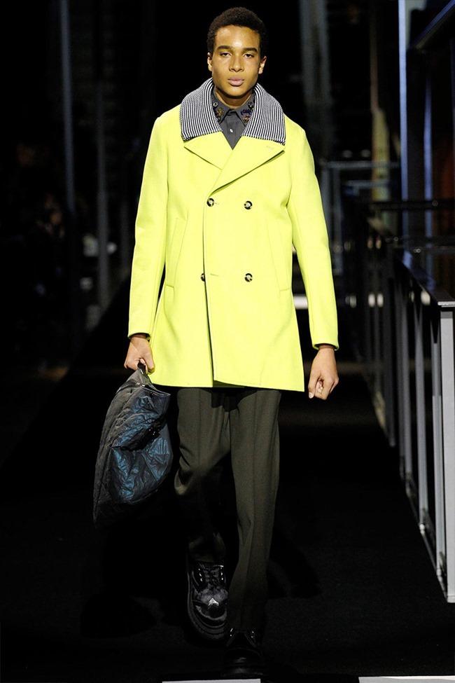 PARIS FASHION WEEK Kenzo Menswear Fall 2014. www.imageamplified.com, Image Amplified (29)