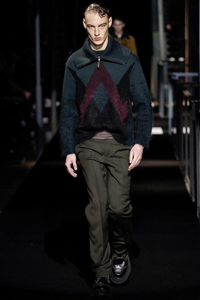 PARIS FASHION WEEK Kenzo Menswear Fall 2014. www.imageamplified.com, Image Amplified (31)