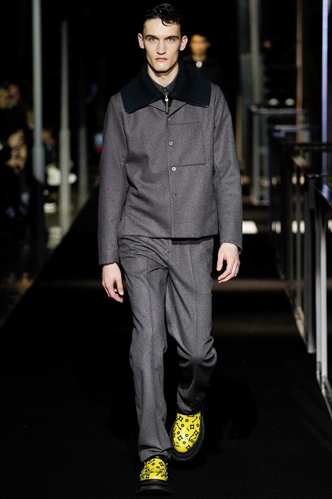 PARIS FASHION WEEK Kenzo Menswear Fall 2014. www.imageamplified.com, Image Amplified (34)