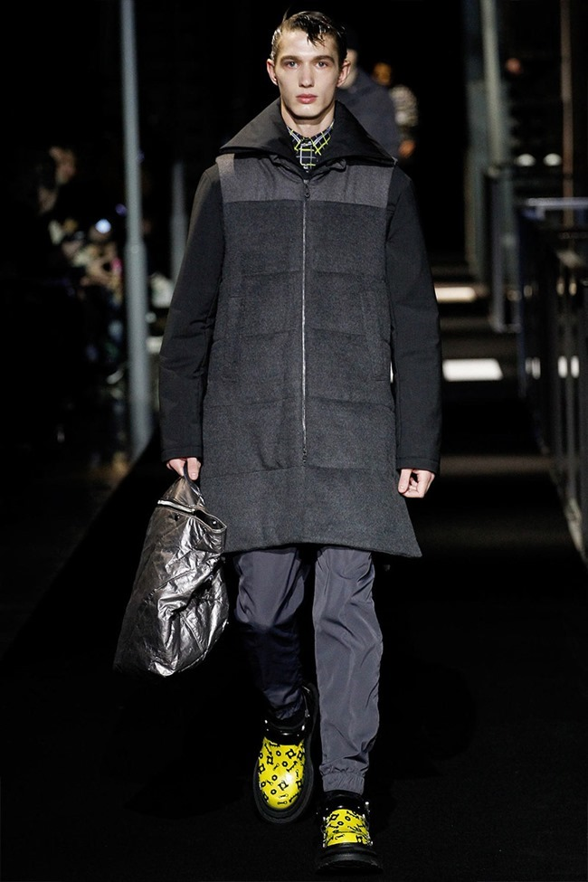 PARIS FASHION WEEK Kenzo Menswear Fall 2014. www.imageamplified.com, Image Amplified (36)