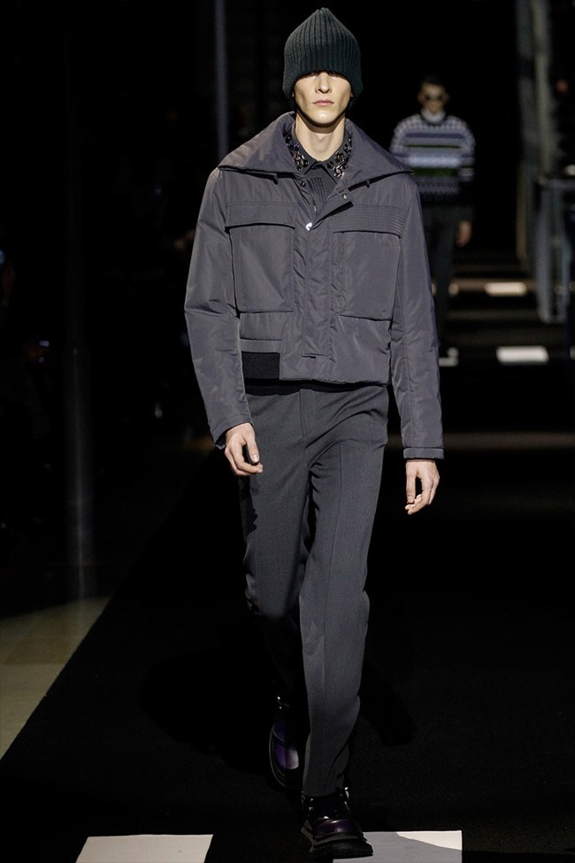 PARIS FASHION WEEK Kenzo Menswear Fall 2014. www.imageamplified.com, Image Amplified (37)