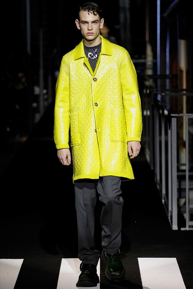 PARIS FASHION WEEK Kenzo Menswear Fall 2014. www.imageamplified.com, Image Amplified (41)