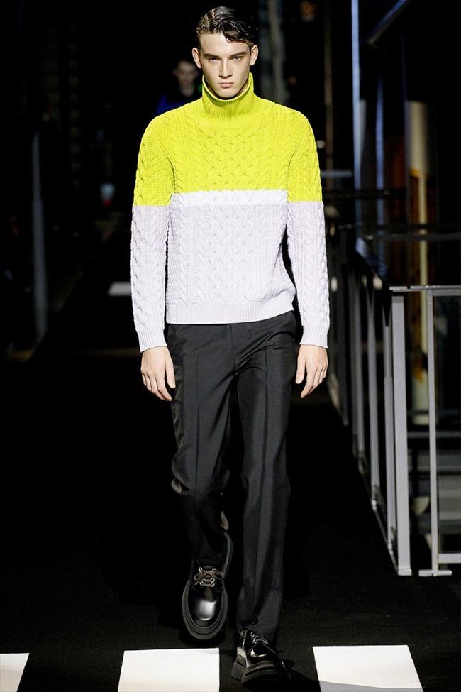 PARIS FASHION WEEK Kenzo Menswear Fall 2014. www.imageamplified.com, Image Amplified (1)